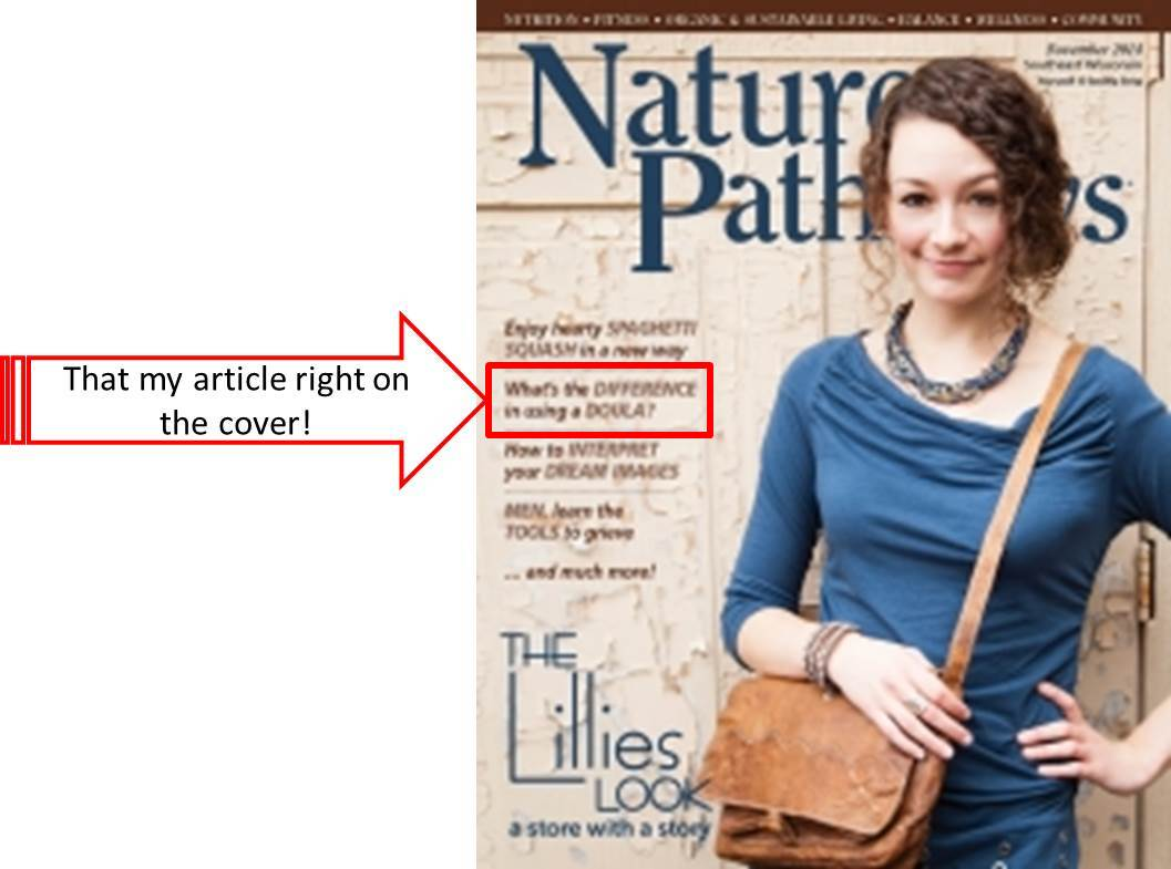 Nature's Pathways November Issue (SE)